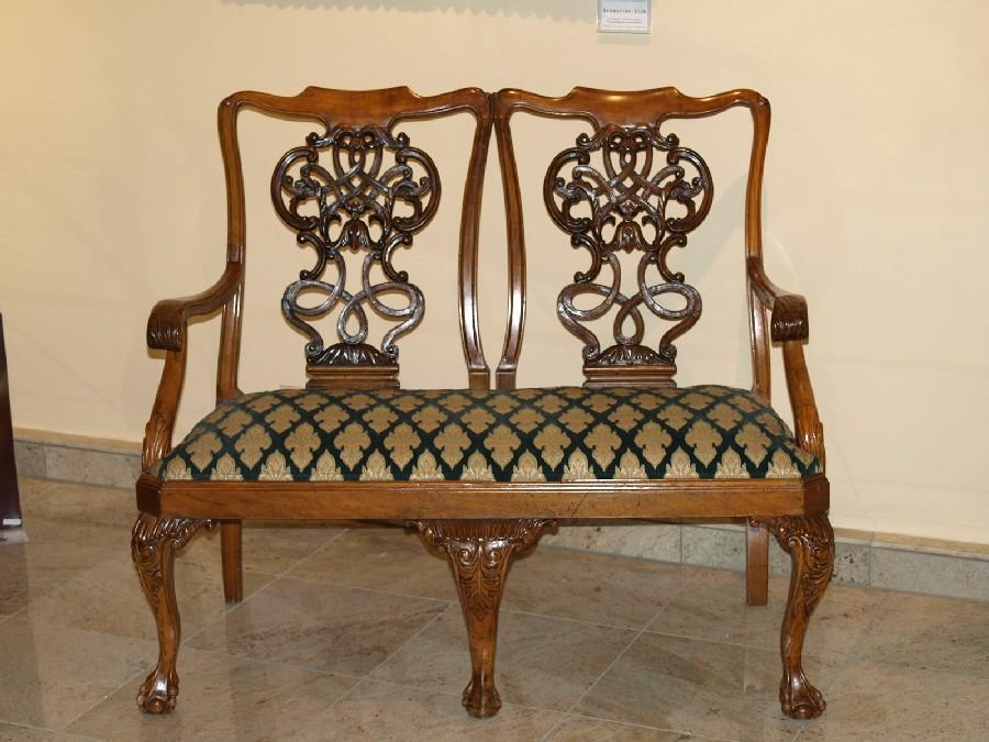 chippendale m bel dropit. Black Bedroom Furniture Sets. Home Design Ideas