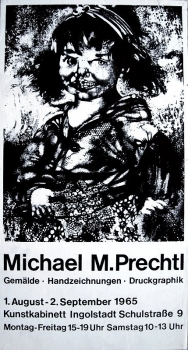 Michael Mathias Prechtl (1926-2003), Pamela