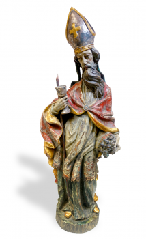 Carving, Saint Urban (Bishop of Rome)