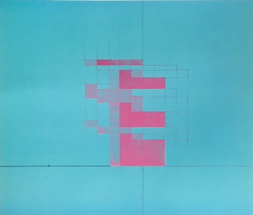 Egon Eppich, abstract composition