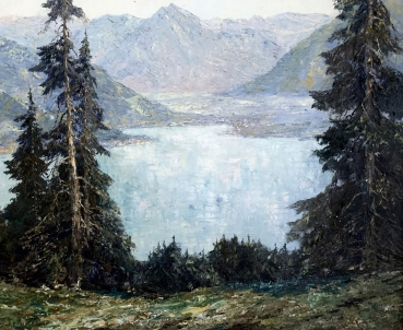 Otto Pippel, The Tegernsee
