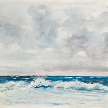 Hans Kern, Sea